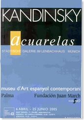 Exposición Kandinsky