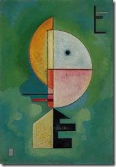 Kandinsky 1929 Upward