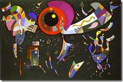 Kandinsky - Around The Circle