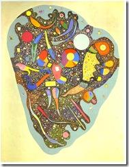 Kandinsky - Coloful Ensemble