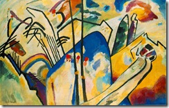 Kandinsky - Composition IV