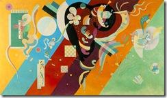 Kandinsky - Composition IX