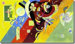 Kandinsky - Composition LX