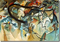 Kandinsky - Composition V