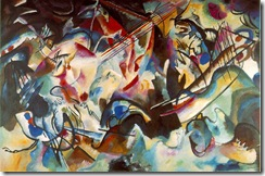 Kandinsky - Composition VI