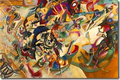 Kandinsky - Composition VII - 1913