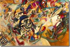 Kandinsky - Composition VII