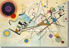 Kandinsky - Composition VIII