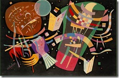 Kandinsky - Composition X