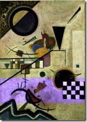 Kandinsky - Contrasting Sounds