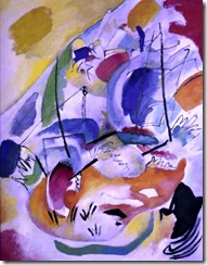 Kandinsky - Improvisation 31 (Sea Battle)