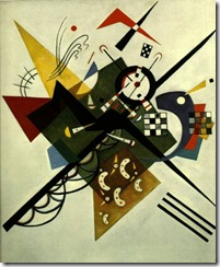 Kandinsky - On White Ii