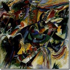 Kandinsky - Ravine Improvisation