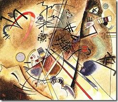 kandinsky - Small Dream in Red     1925