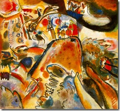 Kandinsky - Small Pleasures