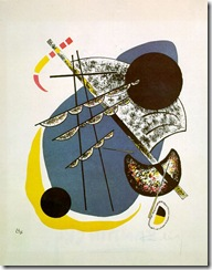 kandinsky-Small Worlds II,