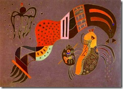 Kandinsky - Tempered Elan