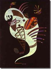 Kandinsky - White Figure