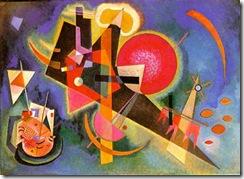 Vassily Kandinsky - Nel blu