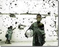 Niños en Zimbabue