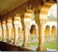 Monasterio de San Pedro de Cardeña- Burgos
