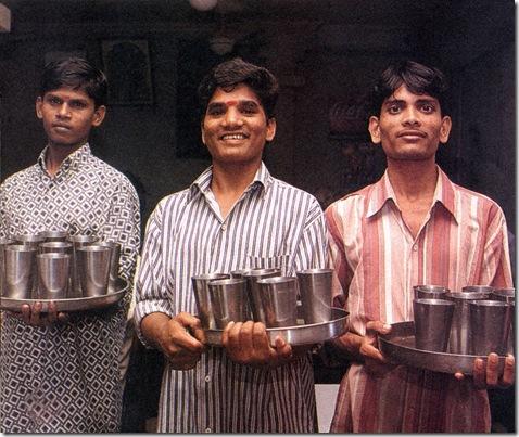 Aguadores India