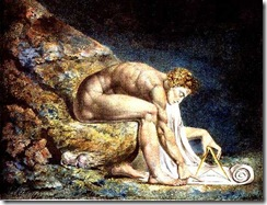 Newton-William Blake