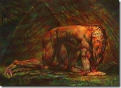 William_Blake_-_Nebukadnezar