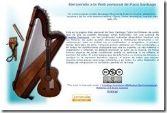 Web de Paco Santiago