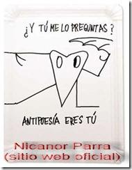 Web de Nicanor Parra