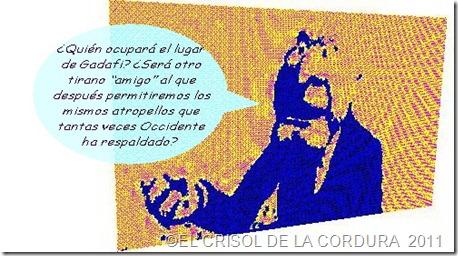 EL CRISOL DE LA CORDURA- NO A LA GUERRA 10