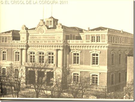 Diputación Provincial  (Albacete)-EL CRISOL DE LA CORDURA
