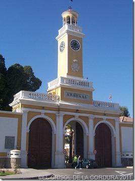 Arsenal de Cartagena-EL CRISOL DE LA CORDURA