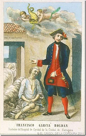 Francisco García Roldán.EL CRISOL DE LA CORDURA