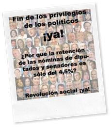 3 Retenciones-fin de privilegios a los politicos-EL CRISOL DE LA CORDURA