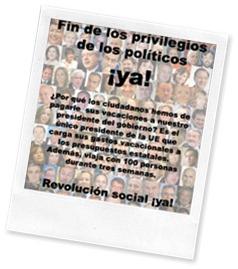 4 Vacaciones-fin de privilegios a los politicos-EL CRISOL DE LA CORDURA