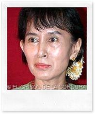 Aung San Suu Kyi-EL CRISOL DE LA CORDURA