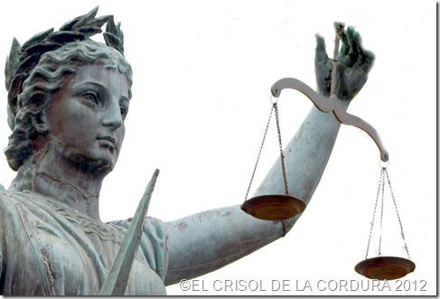 EL CRISOL DE LA CORDURA-SOBRE JUSTICIA
