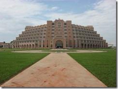 Cámara de Diputados en Yamoussoukro-Costa de Marfil-EL CRISOL DE LA CORDURA