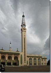 Gran Mezquita de Conakri-EL CRISOL DE LA CORDURA