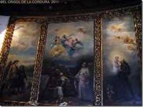 BASILICA DE LA CARIDAD-EL CRISOL DE LA CORDURA
