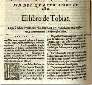 EL LIBRO DE TOBIAS-EL CRISOL DE LA CORDURA