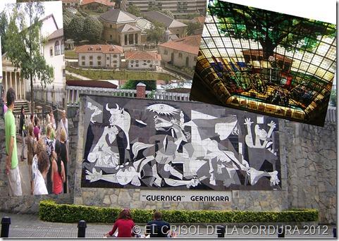 EL CRISOL DE LA CORURA-Pablo Picasso-Gernika-2
